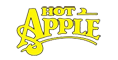 Logo Hot Apple